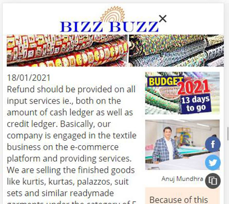 bizzbuzz News